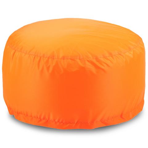 Пуфик «Таблетка маленькая», Оранжевый