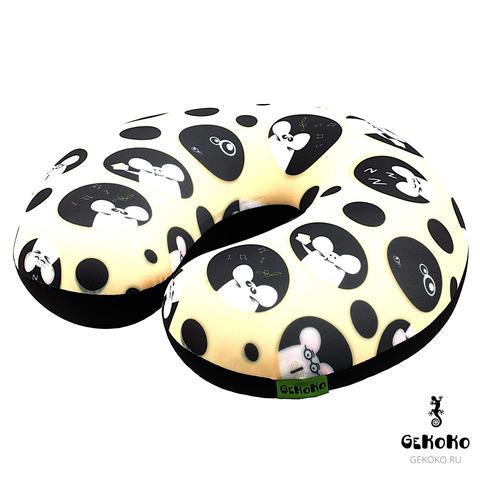 Подушка-подголовник «Мышки Воришки» 2