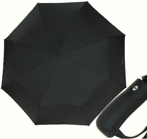 Купить онлайн Зонт складной Ferre GF-LA3014-Jumbomatic black в магазине Зонтофф.