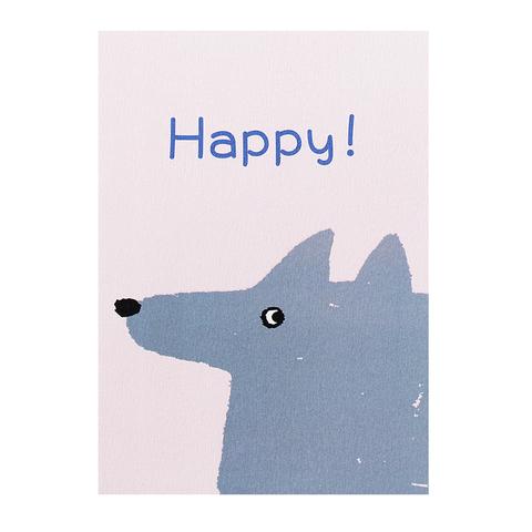 Открытка Lovely Wolf