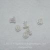 Заглушки силиконовые для пуссет-гвоздиков 5х5 мм, 10 ПАР