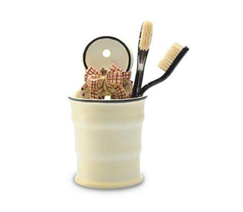 Стакан для зубных щеток Blonder Home Berries&Bows