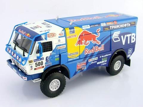 KAMAZ-4326 Race Truck Master Rally Argentina-Chile Dakar 2011 # 500 Eligor 1:43