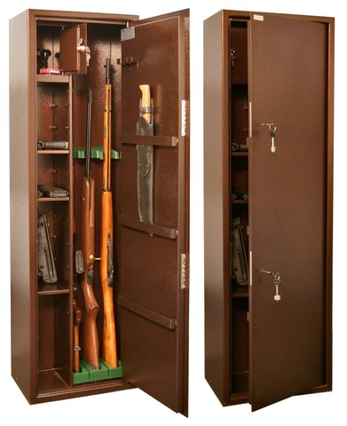 КО-038т Шкаф оружейный (1400*430*280)