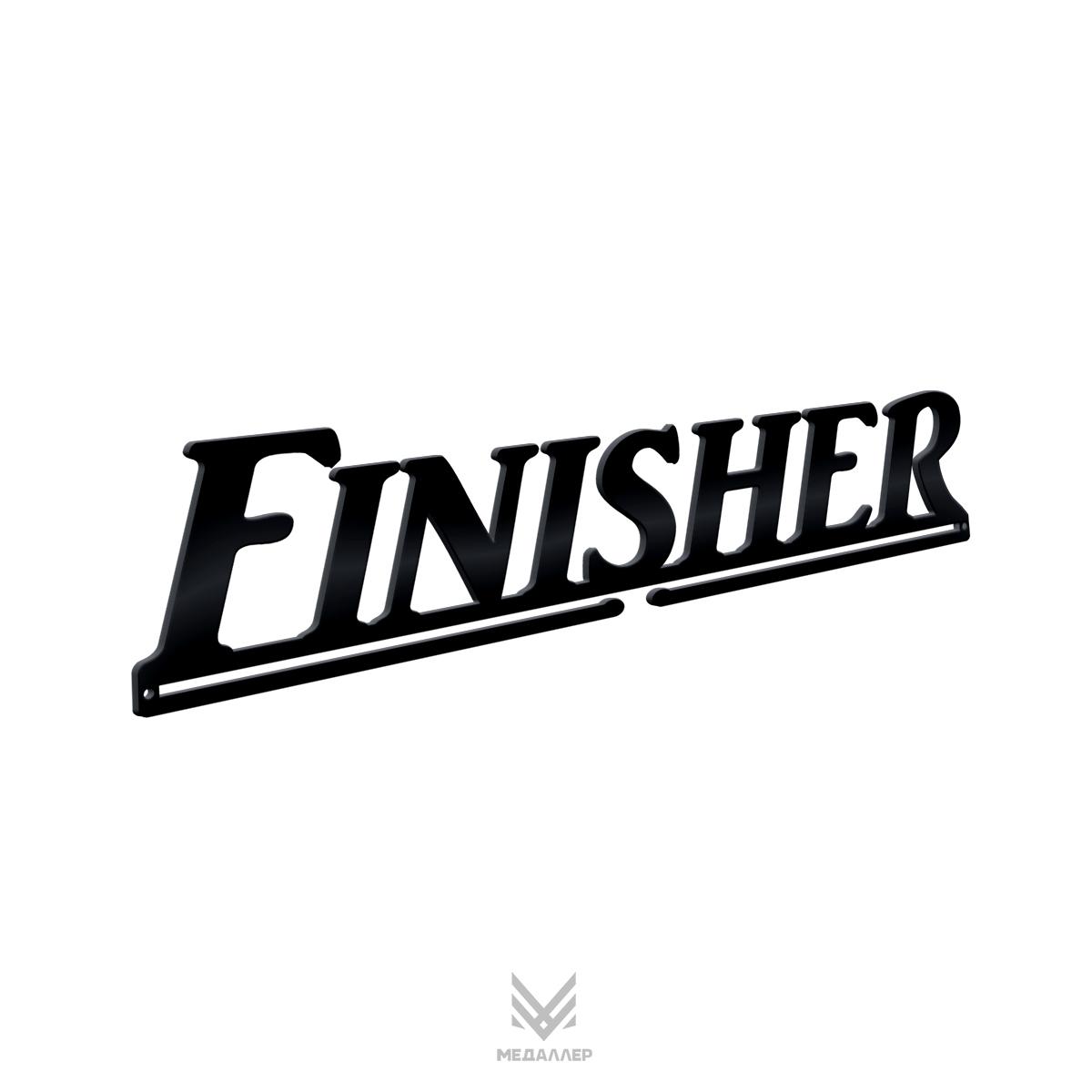 Finisher (чёрный)