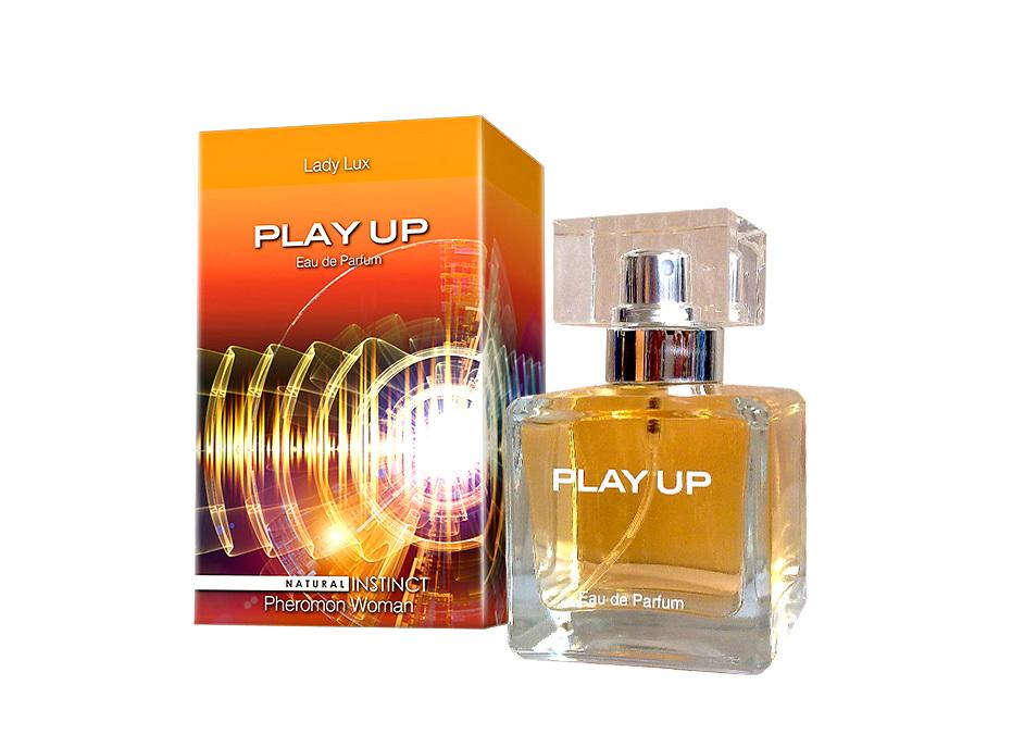 Духи и смазки для женщин: Женские духи с феромонами Natural Instinct Play Up - 100 мл.