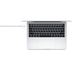 Кабель Apple Thunderbolt 3 (USB-C) 40Gb/s 0,8м белый