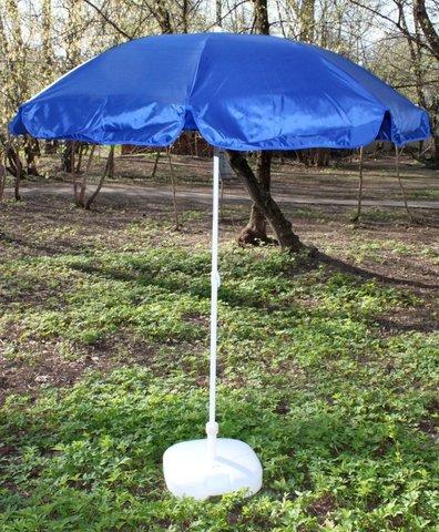 Зонт пляжный Митек ПЭ-180/8 (бежевый)