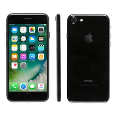 Apple iPhone 7 128GB Jet Black - Черный Оникс
