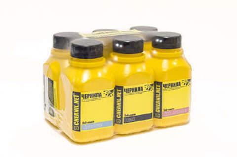 Набор чернил Ink-Mate EIM-290 DYE CMYLmLcK комплект 6 х 250 мл. (EIM-290 6x250 мл)