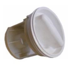 Фильтр сливного насоса  для стиральных машин WHIRLPOOL (481248058089)