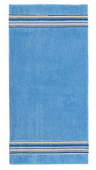 Полотенце 50x100 Feiler Bergen azur