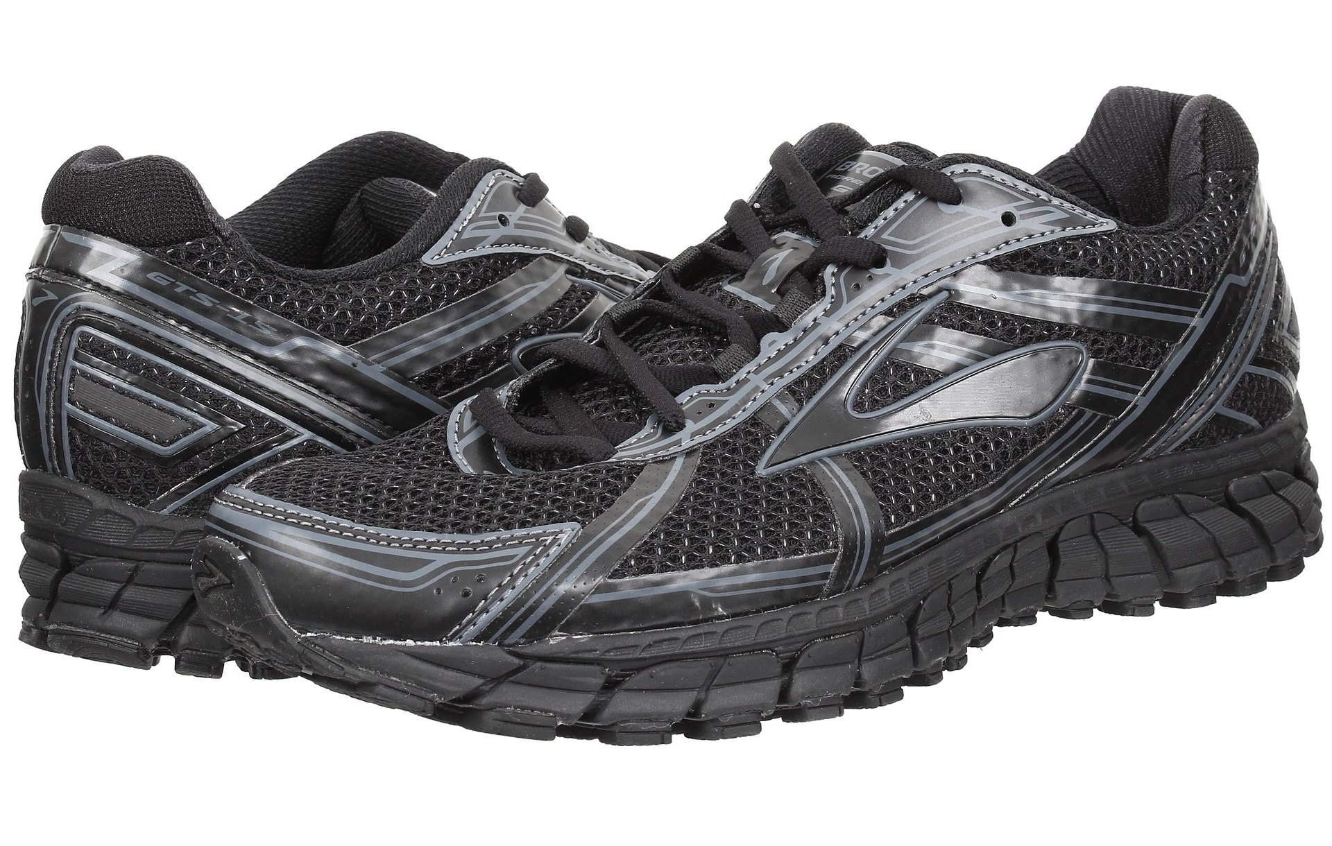 Мужская американская беговая обувь Brooks Adrenaline Gts 15 (101811D068) фото