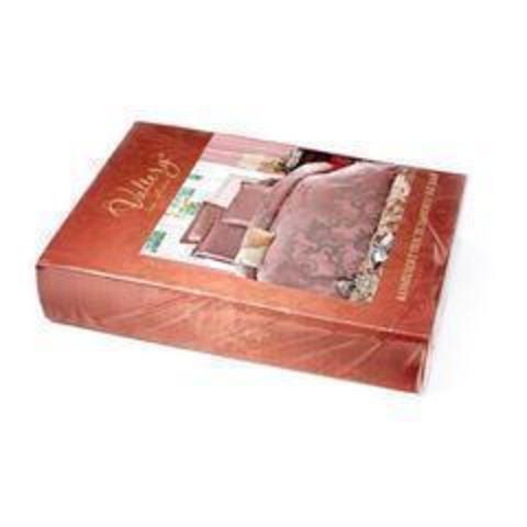 Постельное белье сатин жаккард Valtery JC 48