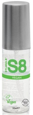 Веганский лубрикант на водной основе S8 Vegan Lube - 50 мл. - Stimul8 STV97424