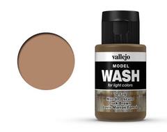Dark Brown Wash