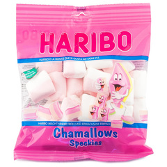 "Конфеты ""Haribo"" Chamallows speckies зефирные, 100 г"