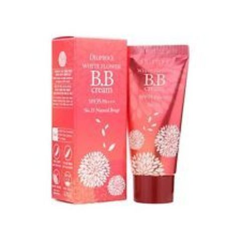 DEOPROCE WHITE FLOWER BB CREAM