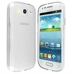 Прозрачный чехол-накладка для Samsung Galaxy S3