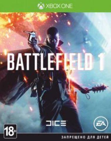 Xbox One Battlefield 1 (русская версия)