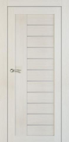 > Экошпон ЛесКом Техно-10, стекло матовое, цвет лиственница, остекленная