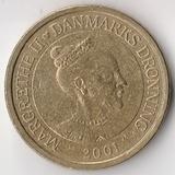 K6093, 2001, Дания, 10 крон