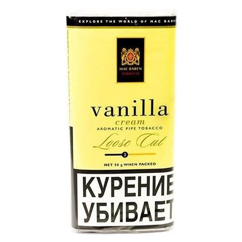 Табак Mac Baren Vanilla Cream (40 гр)