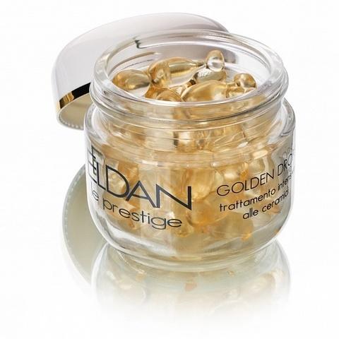 Eldan Golden drops, Золотые капли с церамидами, 1 шт.