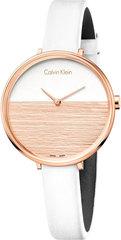 Женские швейцарские часы Calvin Klein K7A236LH