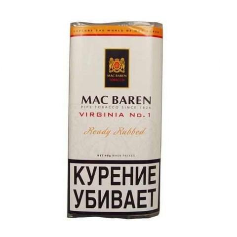 Табак Mac Baren Virginia №1 (40 гр)