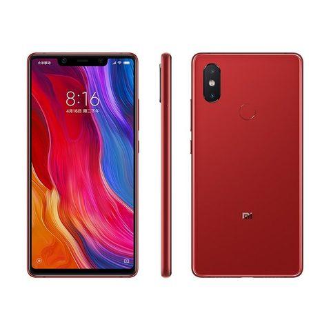 Смартфон Xiaomi Mi 8 SE 4 / 64GB (красный)