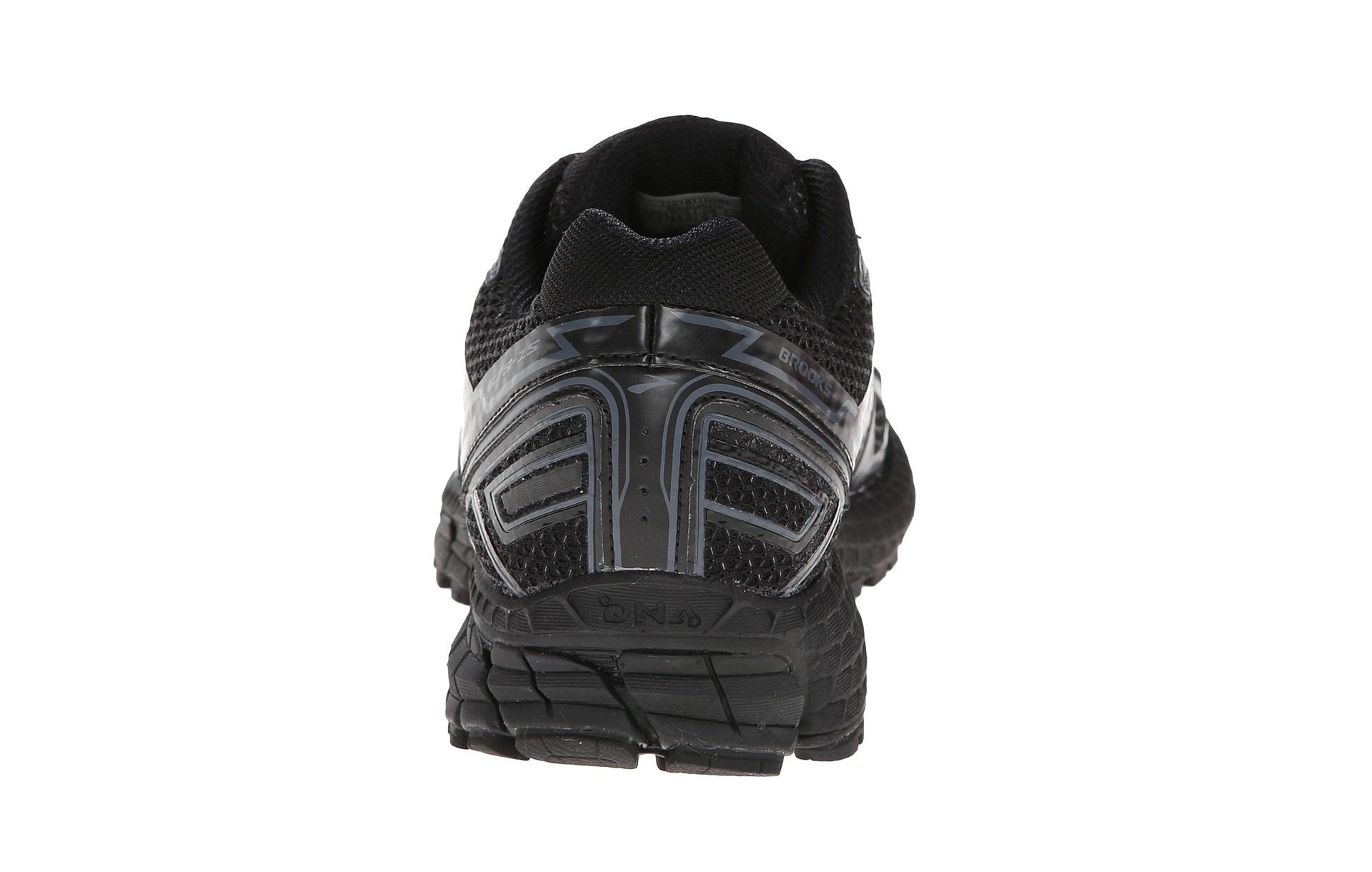 Мужские кроссовки для бега Brooks Adrenaline Gts 15 (101811D068) черные фото