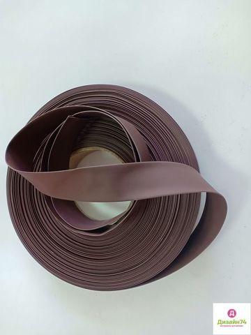 Термоусадочная труба 20/16мм шоколад