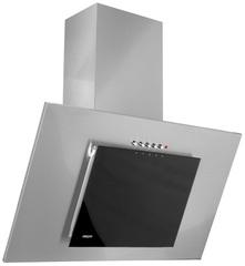 Вытяжка AKPO Nero wk-4 60 Металлик/ чёрное стекло