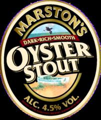 Пиво Marston's Oyster Stout