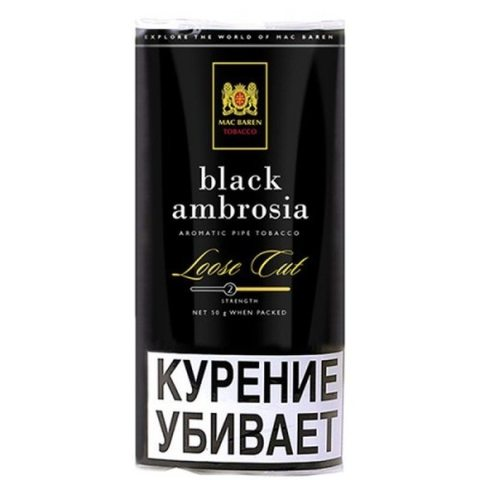 Табак Mac Baren Black Ambrosia (40 гр)