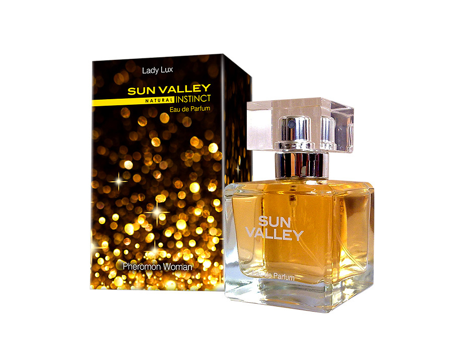 Духи и смазки для женщин: Женские духи с феромонами Natural Instinct Sun Valley - 100 мл.
