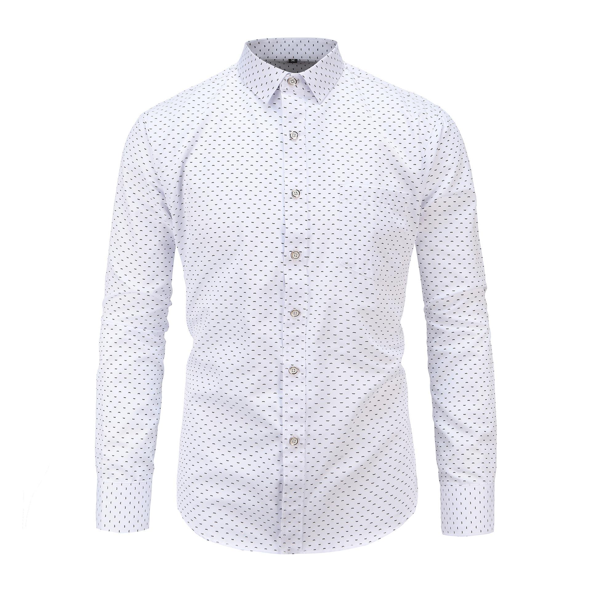 Мужская рубашка Slim Fit 9986289249_1675244096.jpg