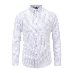 Мужская рубашка Slim Fit
