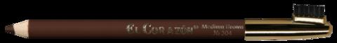 El Corazon карандаш для бровей 304 свет.коричн.