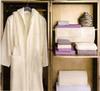 Набор полотенец 2 шт Trussardi Bambu белый
