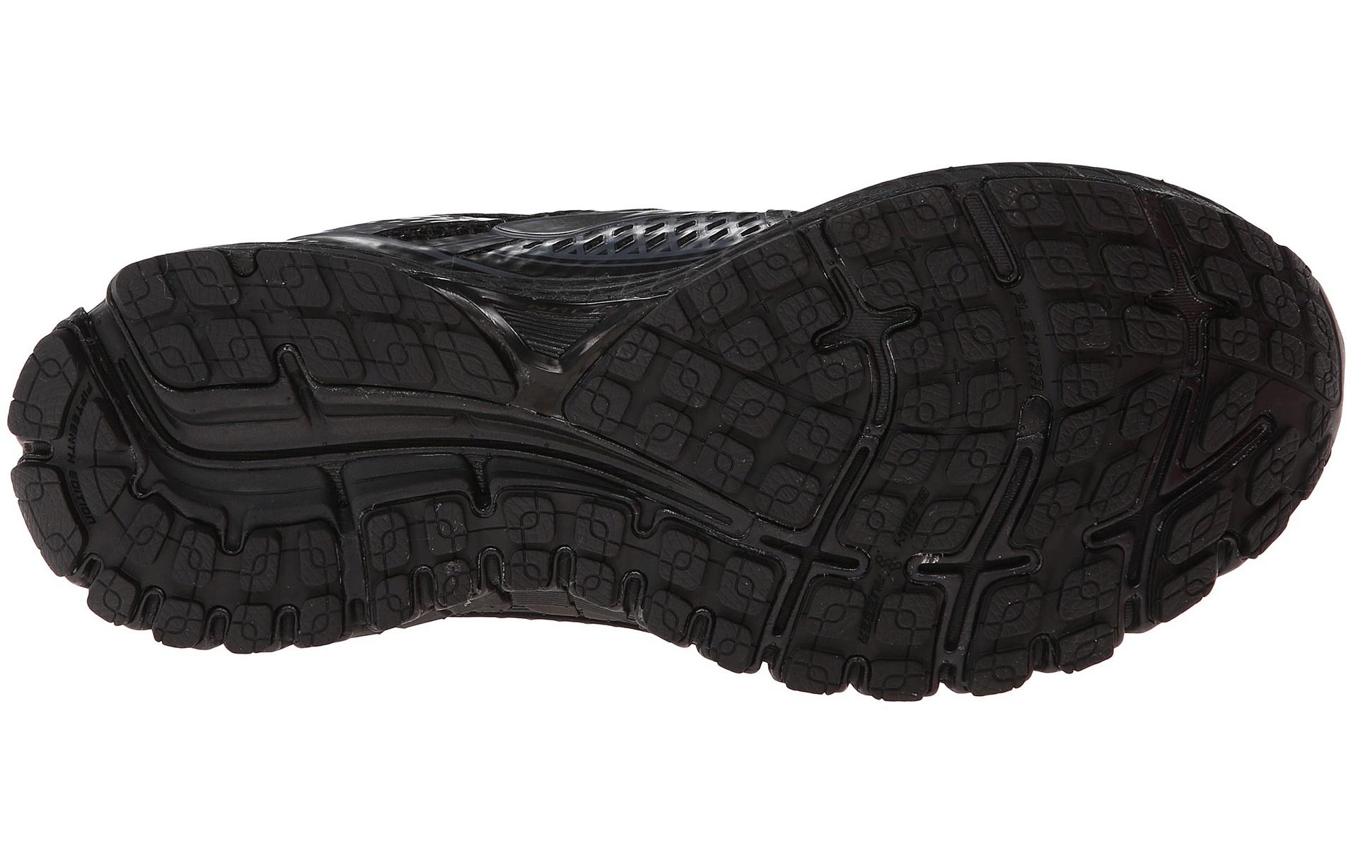 Мужские беговые кроссовки Brooks Adrenaline Gts 15 (101811D068) черные фото