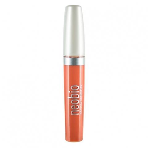 Блеск для губ 02 светло-персиковый (Neobio)