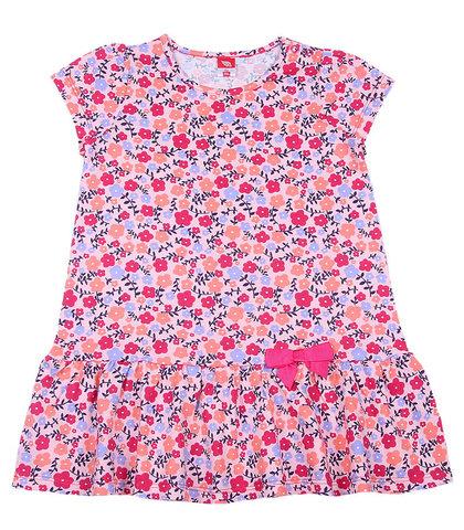 Cherubino Платье ясельное CSB 61824 малиновое