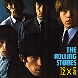 The Rolling Stones / 12x5 (CD)