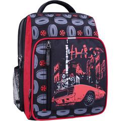 Рюкзак школьный Bagland Школьник 8 л. черный 568 (00112702)