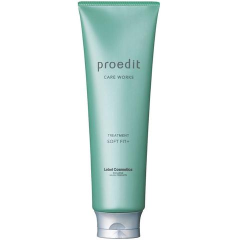 Lebel Proedit Маска для интенсивного увлажнения волос Soft fit+ treatment купить online