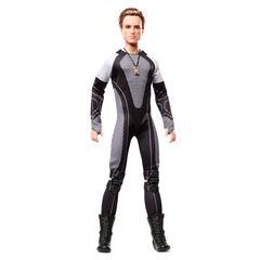 Кукла Барби Кен Голодные игры: И вспыхнет пламя Пит Мелларк (Peeta Mellark) - The Hunger Games, Mattel