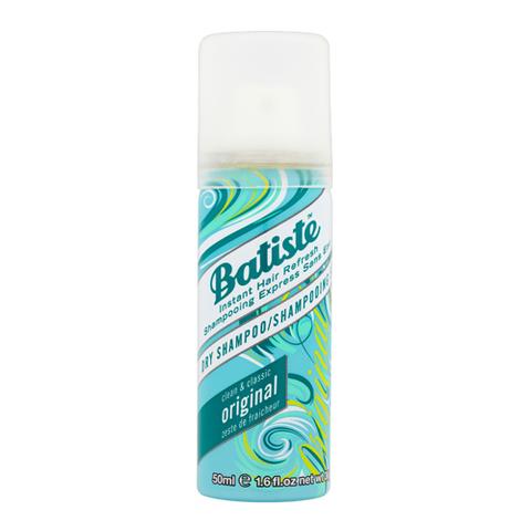 BATISTE | Сухой шампунь 50 мл (Original Dry Shampoo)