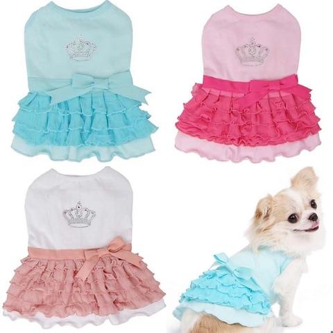 090 PA - Платье для собак